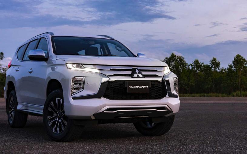 Mitsubishi представила обновленный Pajero Sport