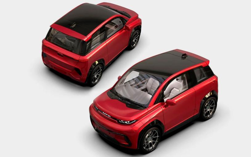 КамАЗ создаст новый фургон на базе электрокара «Кама-1»