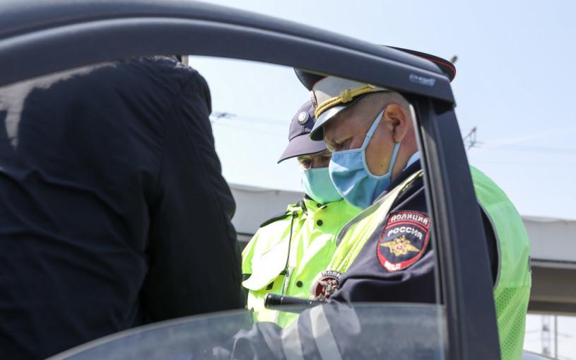 ГИБДД объявила охоту на тех, кто не платит штрафы