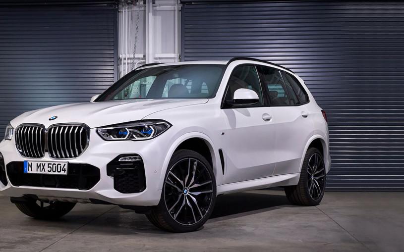 Дотянуться до звезд: первое знакомство с новым BMW X5
