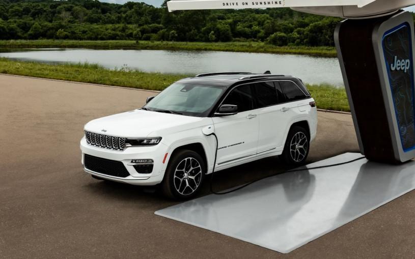 Jeep назвал дату премьеры нового Grand Cherokee
