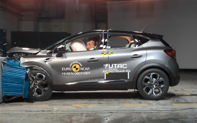 В Европе провели краш-тесты двух участников конкурса «Автомобиль года»