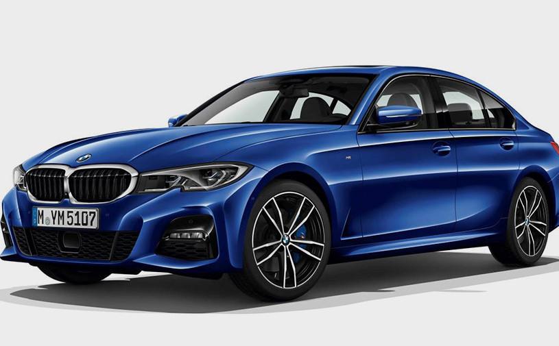 Внешность новой BMW 3-Series раскрыли в конфигураторе