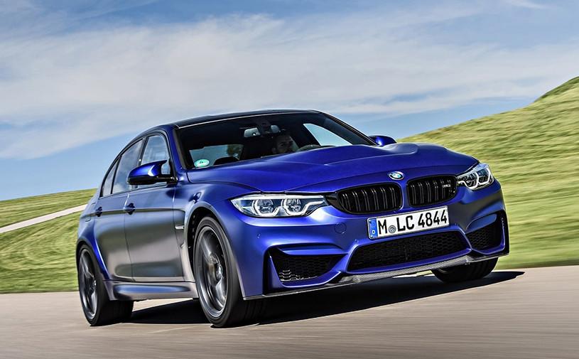 Новая BMW M3 получит 500-сильную версию и «механику»