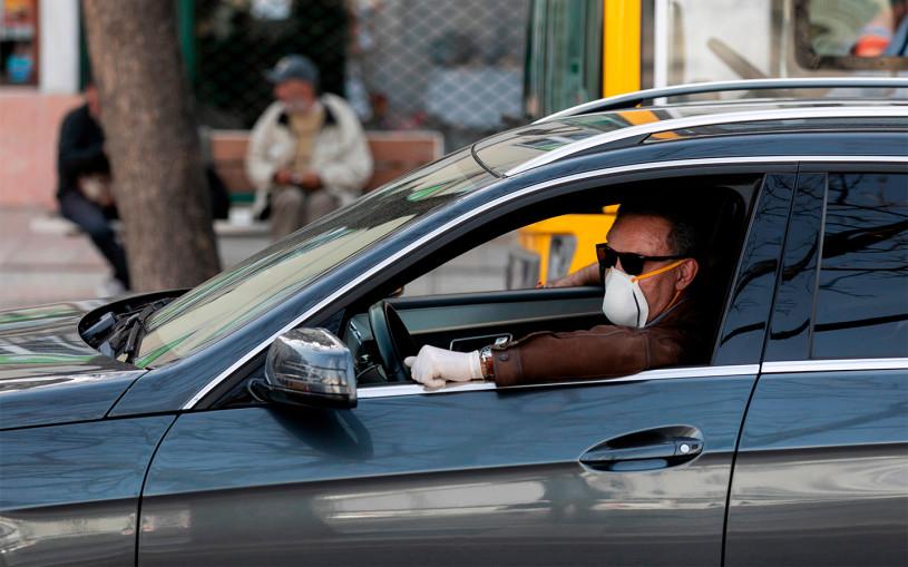 Автомобилистам нужно ездить с масками. Подробности и нюансы