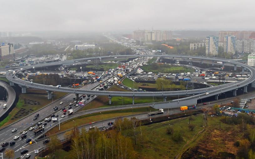 На реконструкцию МКАД выделят еще 90 миллиардов рублей