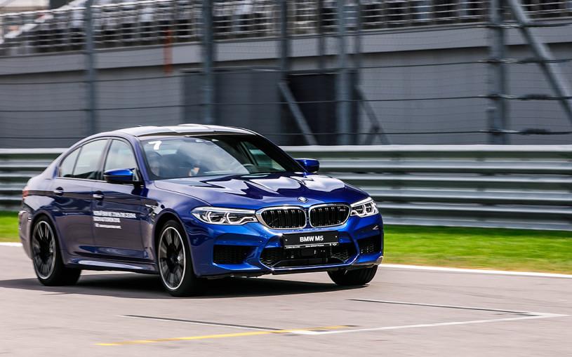 Тест-драйв M5: 8 способов отличить новую BMW от другого спортседана