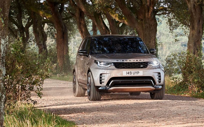 Обновленный Land Rover Discovery для России: все подробности