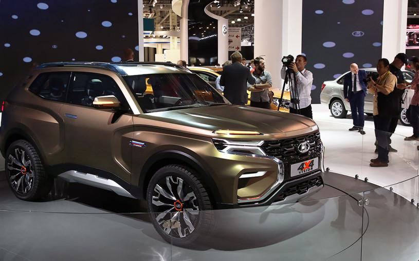 Новая «Нива»: что будет выпускать АвтоВАЗ в 2022 году