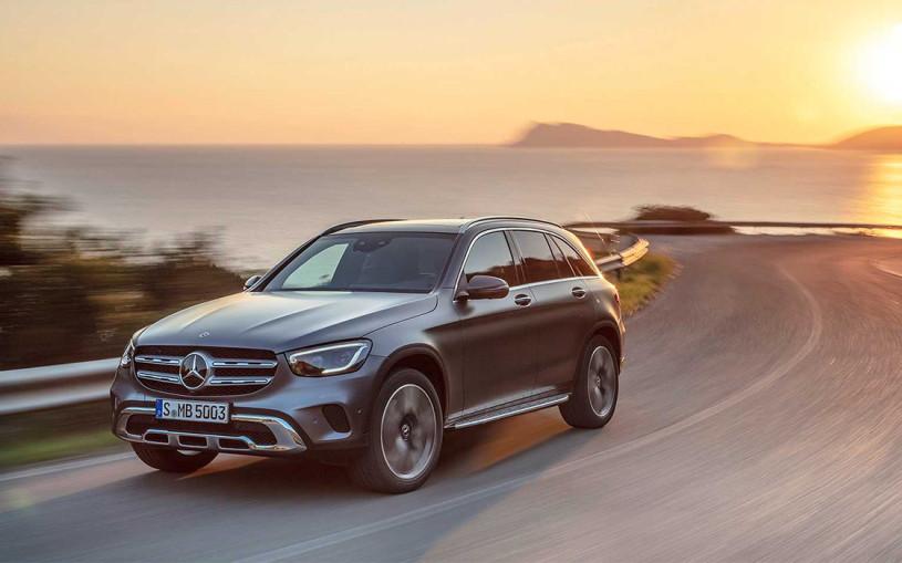 Mercedes-Benz представил обновленный GLC