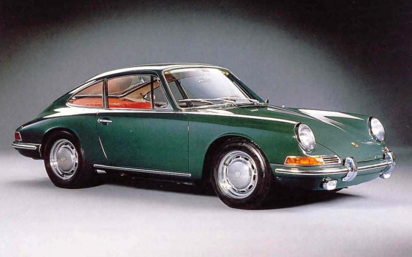 Porsche 911: Полвека совершенства