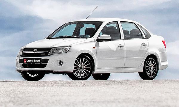 Lada Granta Sport получила новую базовую версию