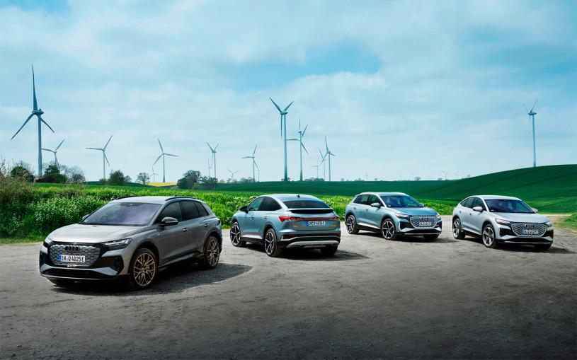 Audi полностью откажется от бензиновых моторов к 2033 году