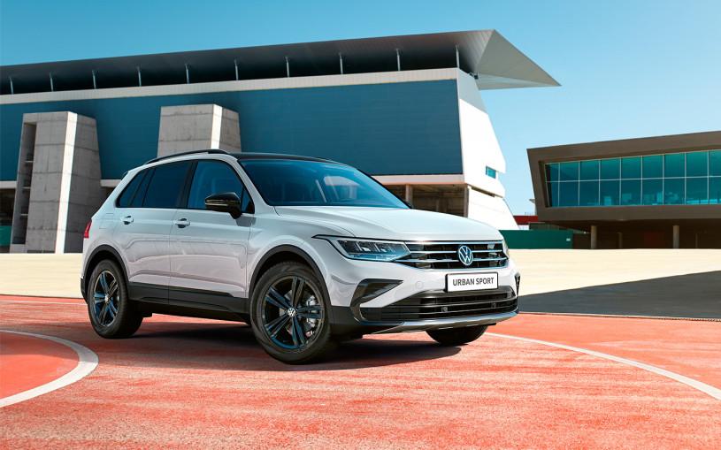 У российского Volkswagen Tiguan появилась новая версия
