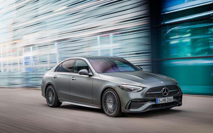 Mercedes C-класса W206 для России: первые впечатления