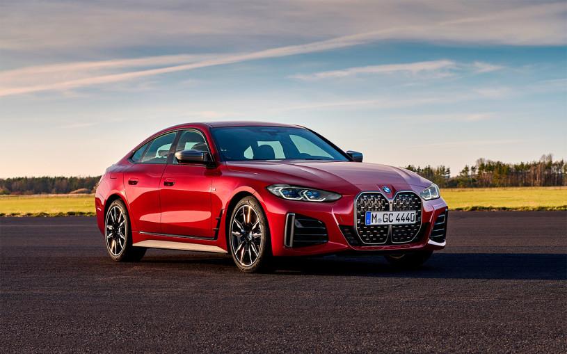 BMW представила новый 4-Series Gran Coupe и назвала российские цены