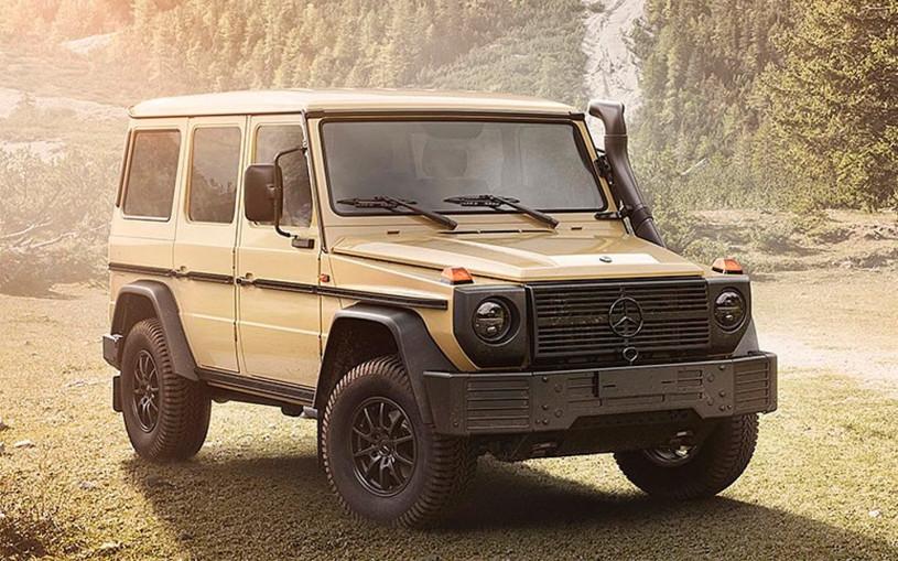 Mercedes-Benzвыпустит особый Gelandewagen для армии
