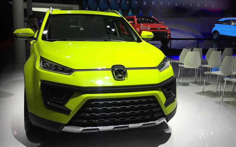 7 самых странных автомобилей мотор-шоу в Шанхае