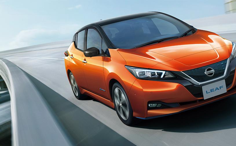 Nissan Leaf получил усовершенствованный автопилот и «научился петь»