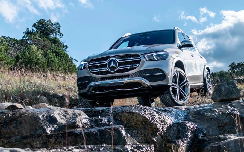 Mercedes отзовет кроссоверы GLE в России для замены амортизаторов