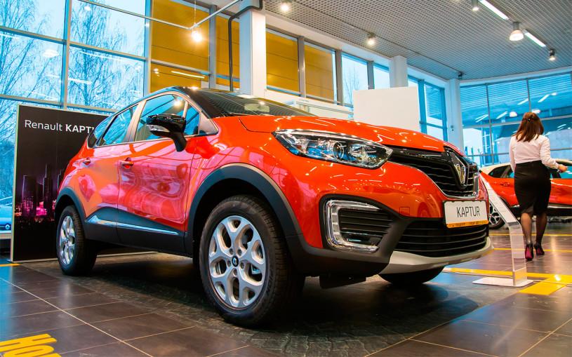 Покупаем Renault Kaptur: нюансы комплектаций, реальные цены и скидки