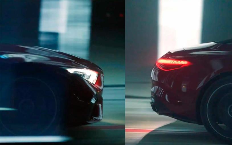 Mercedes анонсировал премьеру нового спортивного кабриолета от AMG