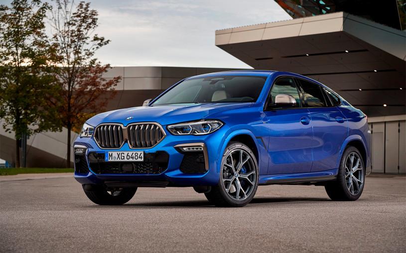 BMW отправит в ремонт более 400 кроссоверов  X6 в России