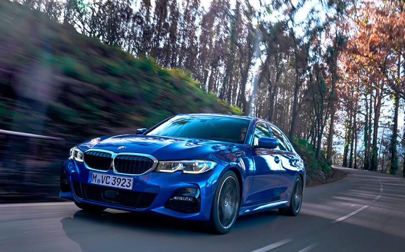 Назло традициям. Тест-драйв новой BMW 3