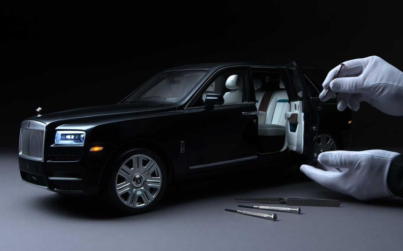 Rolls-Royce выпустил игрушечный кроссовер стоимостью 2 млн рублей