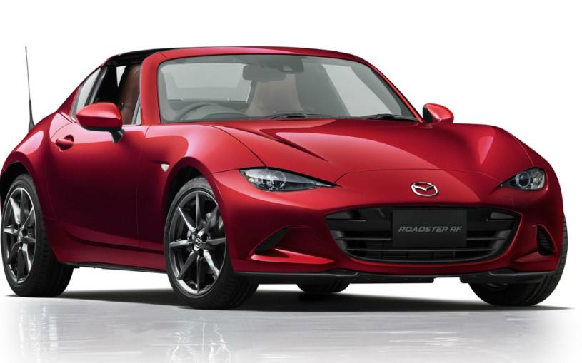Mazda улучшила управляемость родстера MX-5