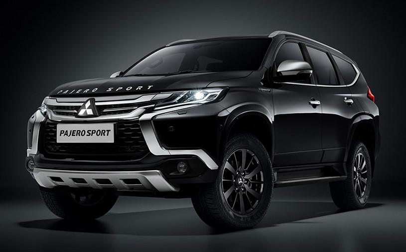 Особый Mitsubishi Pajero Sport посвятили новому «Терминатору»