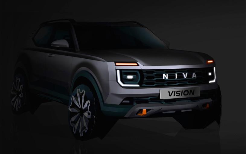 Дизайнер АвтоВАЗа пообещал сделать из Niva «нечто по-настоящему крутое»