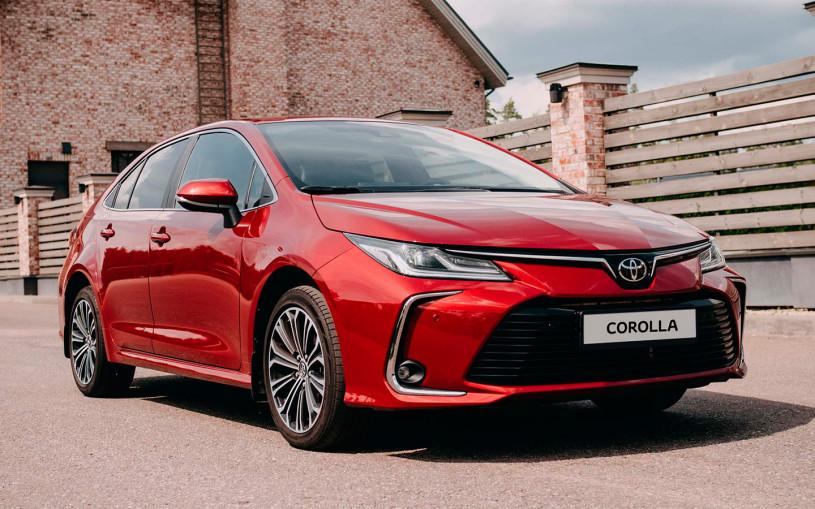 Toyota продала 50-миллионный экземпляр модели Corolla
