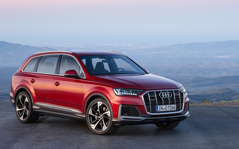 Новый Audi Q7: первое знакомство
