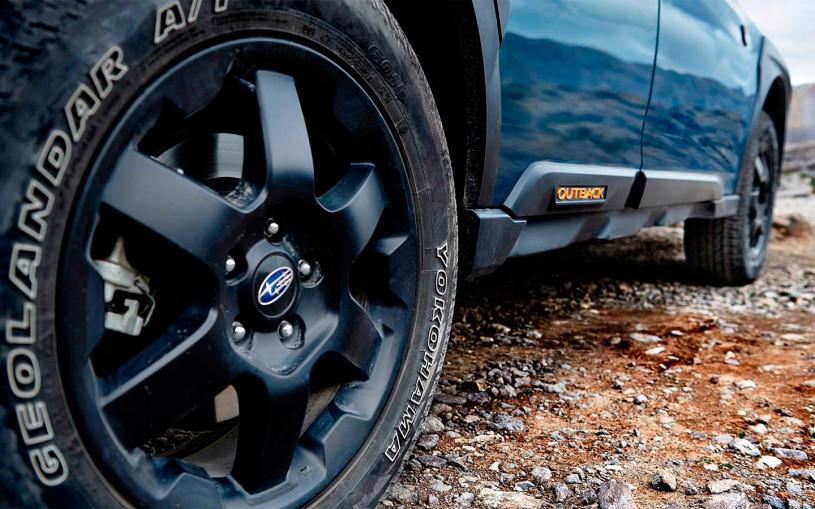 Subaru анонсировала премьеру особого Outback для тяжелого бездорожья