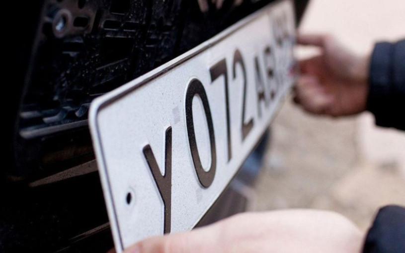 ГИБДД начала усиленно искать машины с нечитаемыми номерами
