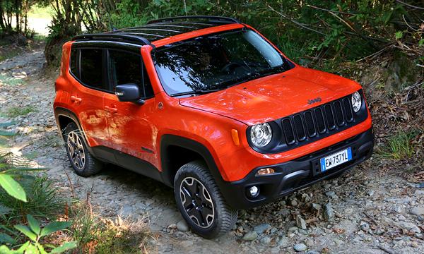 Правильный экспат. Тест-драйв Jeep Renegade