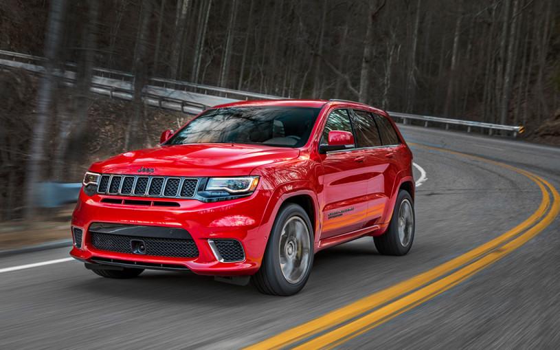 Jeep повысит цены на автомобили в России