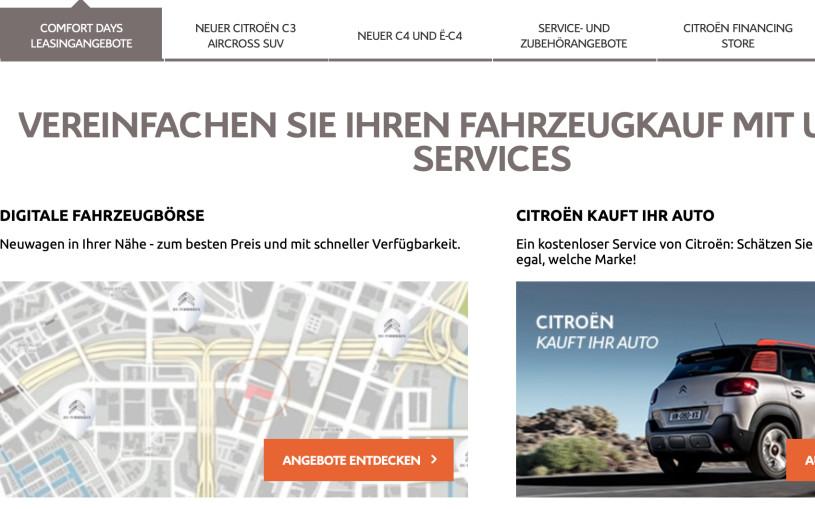 Citroen продает машины в Европе с помощью карт из GTA 5