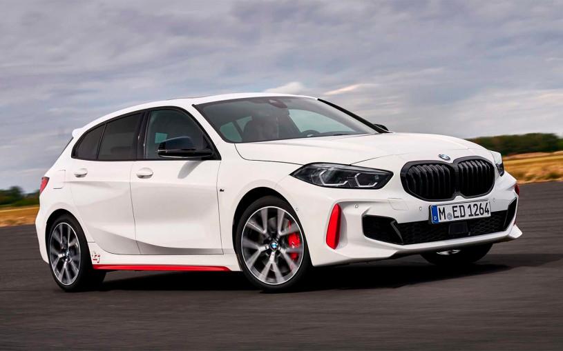 Первый хот-хэтч BMW с передним приводом получил 265-сильный мотор