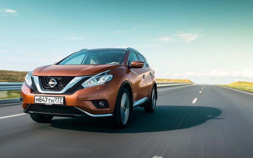 Superjet или кроссовер: что нужно знать перед покупкой Nissan Murano