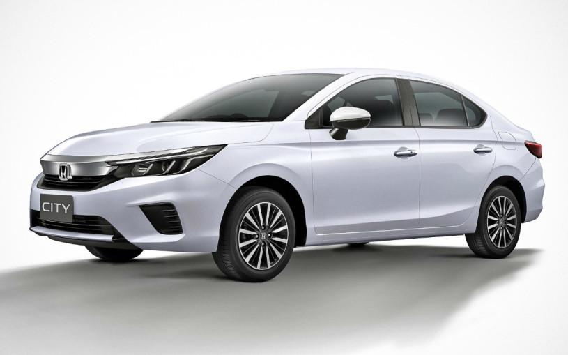 Honda запатентовала в России бюджетный седан