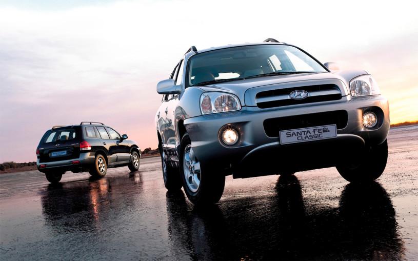 Hyundai отправит в ремонт более 18 тысяч кроссоверов Santa Fe в России