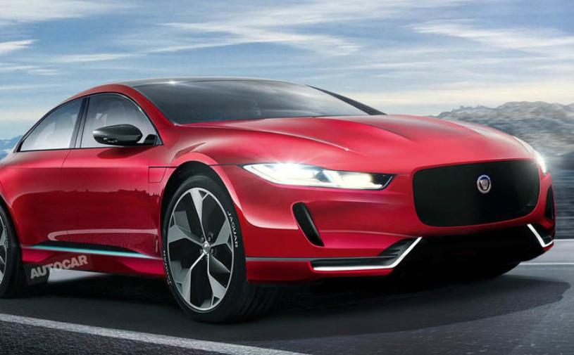 Jaguar отложил выпуск нового XJ из-за коронавируса