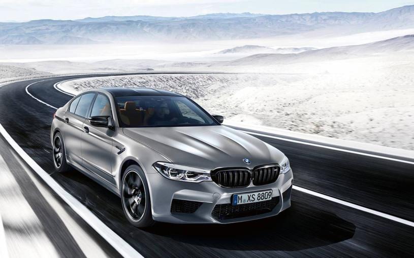 Самая мощная и быстрая BMW M5 получила 625-сильный мотор