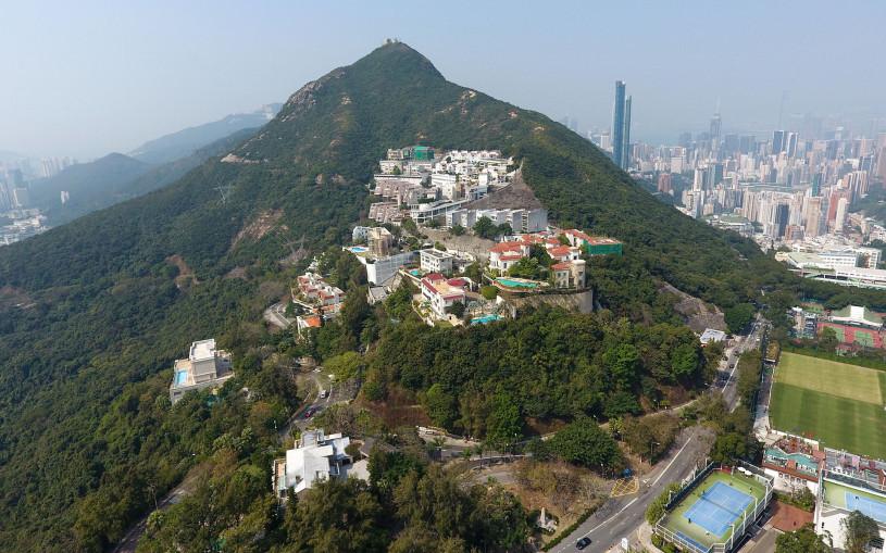 В Гонконге парковочное место продали за 1,3 млн долларов