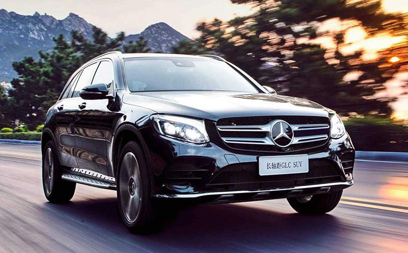Mercedes GLC получил удлиненную версию