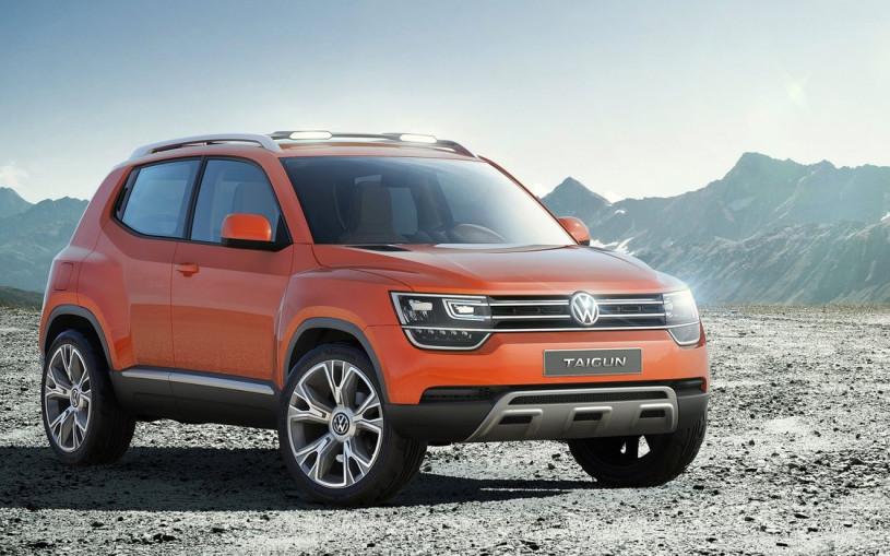 Volkswagen выпустит еще один очень маленький кроссовер