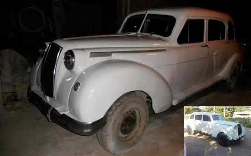 Люксовый седан Opel 1937 года выставили на продажу за 2,5 млн рублей