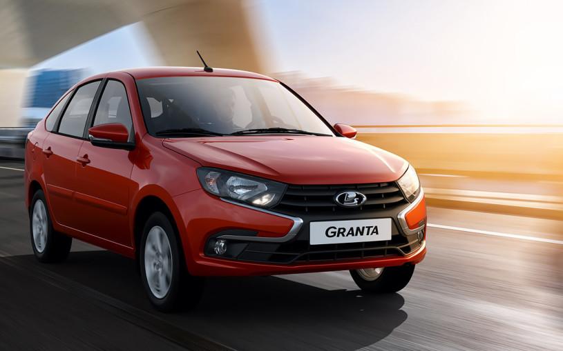 АвтоВАЗ рассказал о рекордных продажах Lada Granta в 2019 году